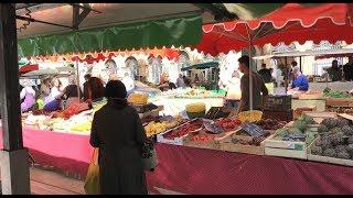 The Gentle Metabolism of Aix-en-Provence's Morning Market