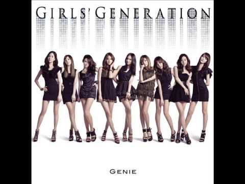 Girls' Generation - Genie (Japanese Version) (Audio)