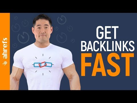 Link Building Strategies on Steroids: How to Get Backlinks FAST! (Part 3/3)
