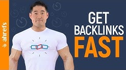 Link Building Strategies on Steroids: How to Get Backlinks FAST!