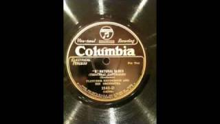 "Fletcher Henderson - King Porter Stomp - ""D"" Natural Blues"