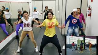 Like sugar Challenge - Chaka Khan (Galpão 1 - Mary Santos)