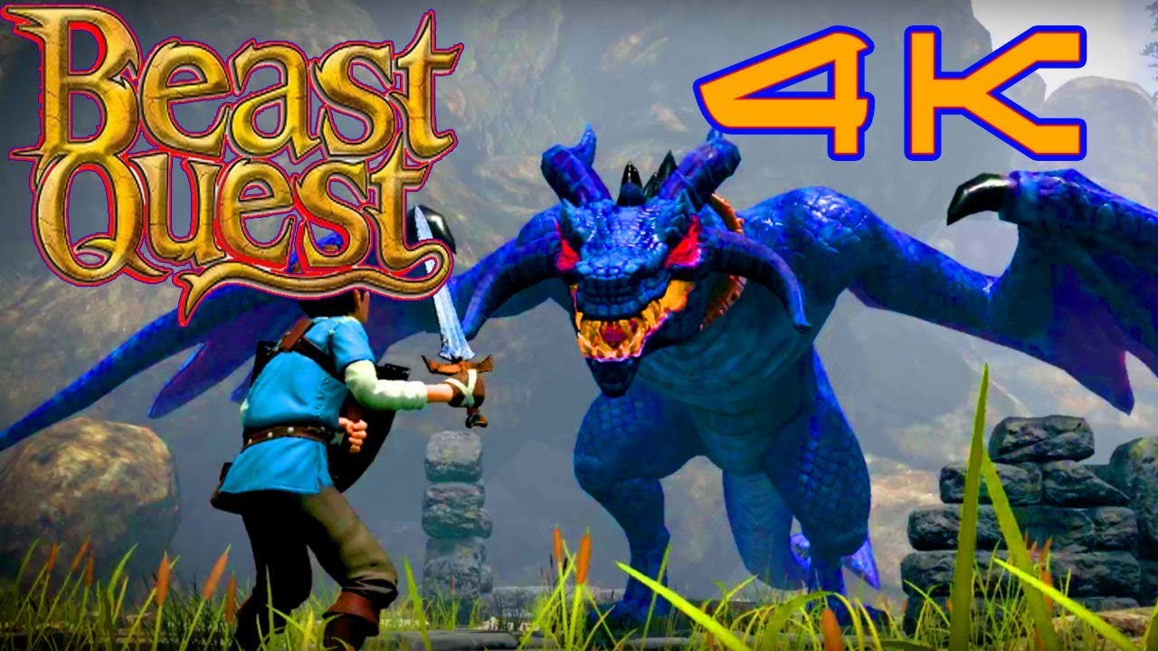 beast quest gameplay pc 4k 60fps  youtube