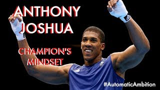 Anthony Joshua - Turning His Life Around With The Power of Motivation Part 1/6