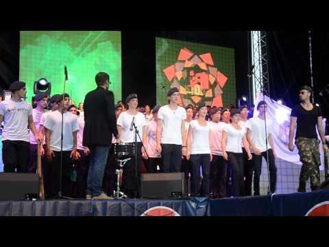 "Marea Galagie la Alba Iulia -. Colegiul Liceal Militar ""Mihai Viteazul"" from YouTube · Duration:  1 minutes 12 seconds"