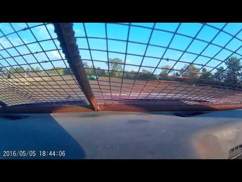 FWD Montpelier Motor Speedway hot laps 9-16-17 (go pro)