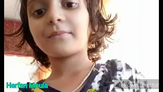 A Very Cute Small Girl || Read by very Emotiona...