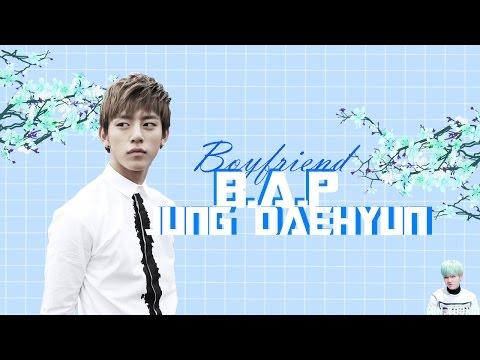 B.A.P Imagines || Daehyun as your Boyfriend