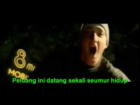 Eminem-Lose Yourself (Indonesian Lyric)