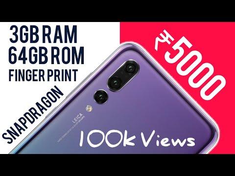 Best New Budget Smartphones Under Rs 6000 In 2019 | Under ₹5000 Flagship Phones