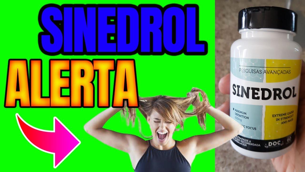 sinedrol é termogênico