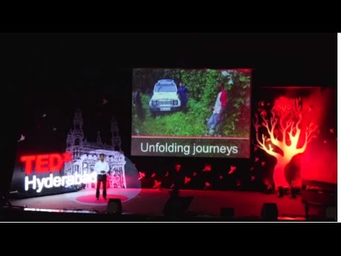 An IAS takes the road less travelled | Armstrong Pame | TEDxHyderabad