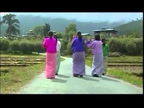 Bhutan Song Alala.mp4