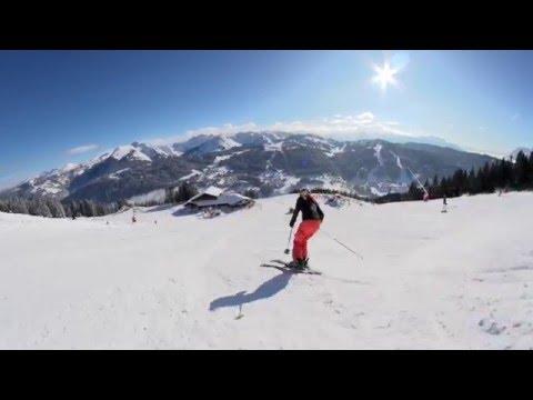 Piste de ski Chamois - Les Gets