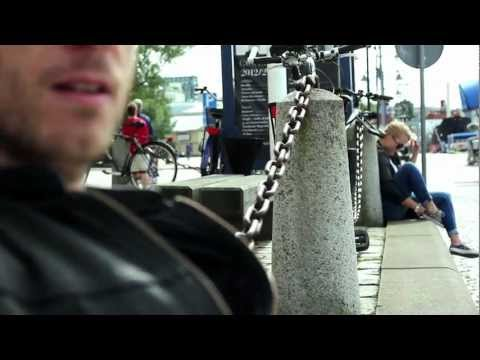 OFFICIAL MUSIC VIDEO! Robert Norberg - On My Knees