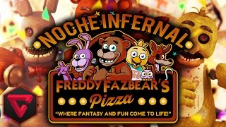 NOCHE INFERNAL EN FREDDY FAZBEAR'S PIZZA (Noches 3 y 4) - FIVE NIGHTS AT FREDDY'S GMOD CON BERS thumbnail