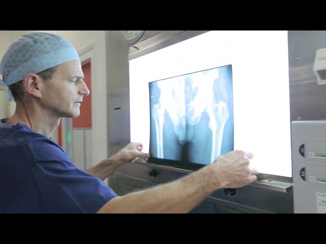 Hip Replacement Surgeon - Professor Rob Middleton
