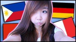 Language Apps #1 (Tagalog, Vietnamese, German & French)