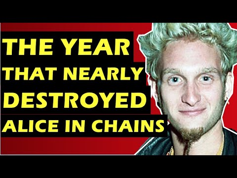 Alice in Chains: the Making of Jar of Flies & How The Band Almost Broke Up, Layne Staley