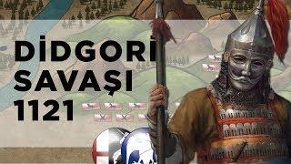 Didgori Muharebesi 1121 || 2D Savaş || Selçuklu-Gürcü