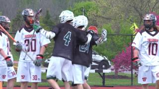 Wade Korvin Lacrosse Highlights
