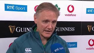 'Sean O'Brien is devastated' | Ireland 28-17 Argentina