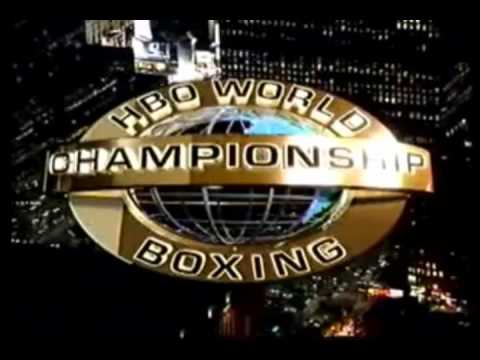 HBO World Championship Boxing Intro Theme 2006ish - 2009