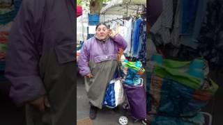 La folle du marché