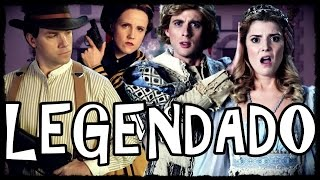 Romeo and Juliet vs Bonnie and Clyde - Legendado PT-BR - Epic Rap Battles of History S4