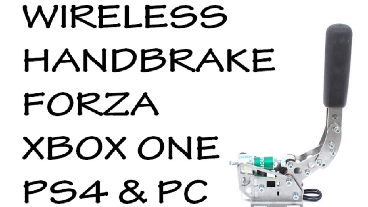 Wireless Handbrake Mod - FORZA - XBOX - PS4 - PC - - vimore org