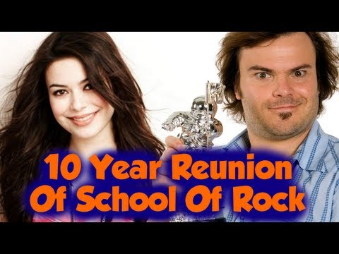 jack black school of rock reunion - photo #14