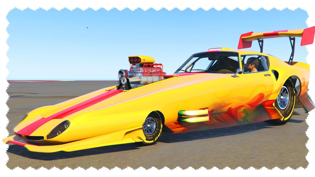 drag crazy gta mods 2000 mph