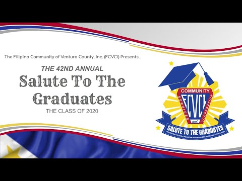 FCVCI 42nd Salute to the Graduates 2020