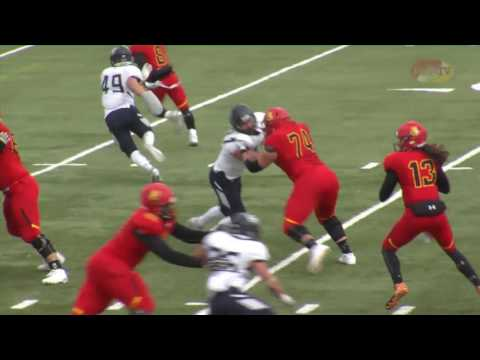 Ferris State vs  Colorado Mines Highlights 11/26/16