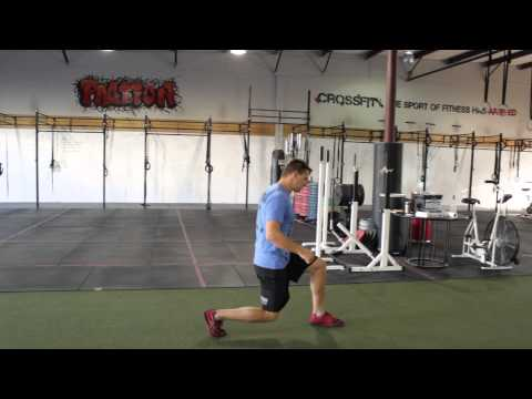 Lunge with Twist Bodyweight Exercises and Bodyweight Exercises