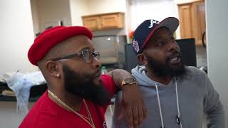 Slavery On The Wall Freestyle 🔥🔥🔥 @karlousm @chicobean @heeeyJ_O_N
