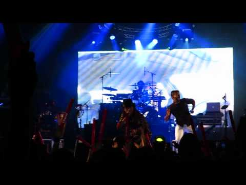 Kes the Band Tuesday on the Rocks 2015 Million Fallin