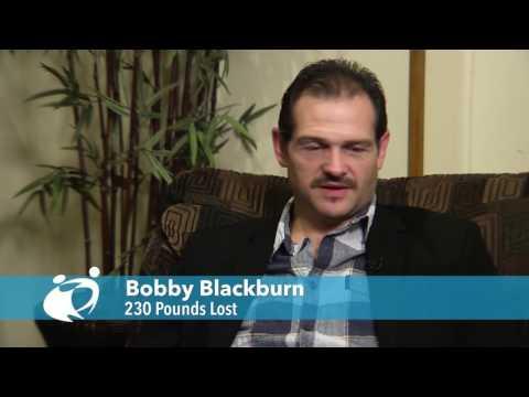 Bobby Blackburn, 230 Pounds Lost - YouTube