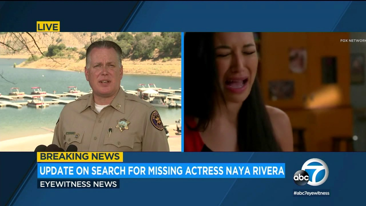 Naya Rivera search update: Latest as of July 10, 2020  | ABC7