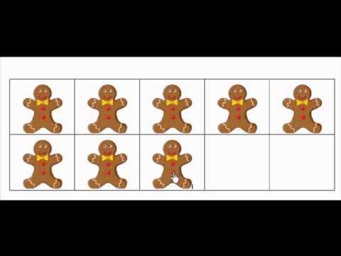Tens Frame - Kids Math Games - Counting to 10 - Preschool Kindergarten & 1st Grade