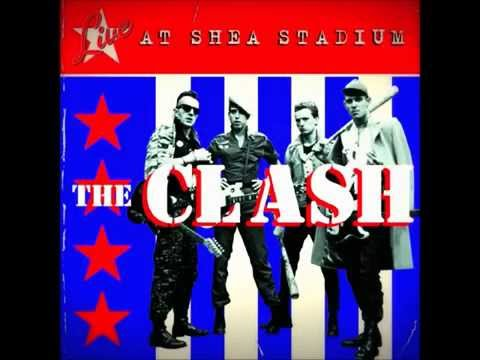 The Clash-Clampdown-Live At Shea Stadium