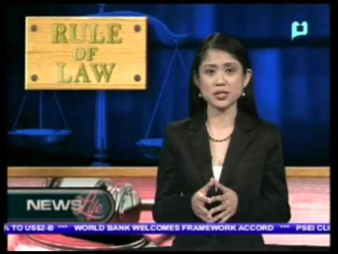 Rule of Law: tackles Typographical error on birth certificate