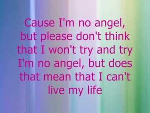 Dido - I'm no Angel with lyrics