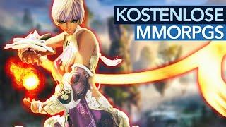 Die 13 besten Free2Play MMORPGs