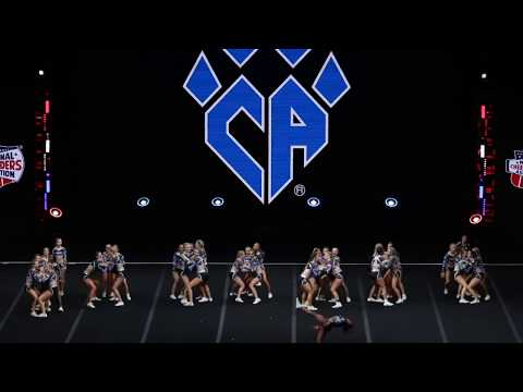 Cheer Athletics Panthers NCA 2019 Day 1