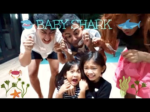 BABY SHARK WITH KAYCEE AND RACHEL IN WONDERLAND