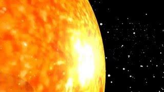Student 3D Animation Solar System
