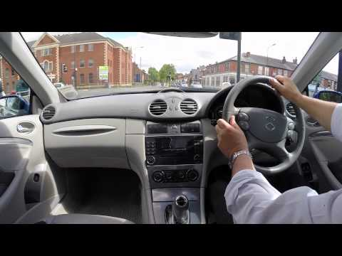 Mercedes-Benz CLK 200K Avantgarde 2dr Tip Auto 1.8 FULL HEATED LEATHER + PRISTINE Virtual Test Drive