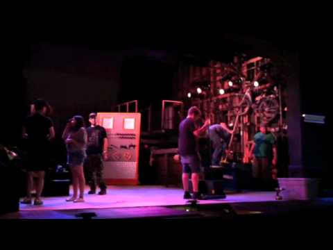 """Behind the Scenes: """"Rocky Horror"""" Tech"""
