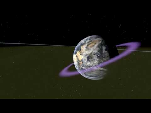 The Moon's orbit around the Earth is not possible